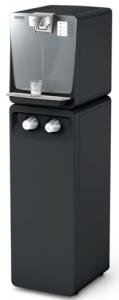 Wasserveredeler - Standgeraet schwarz - Aquaneo